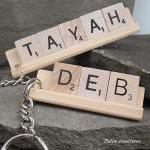 Personalized Scrabble Tile ..